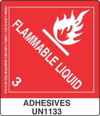 Adhesives UN1133