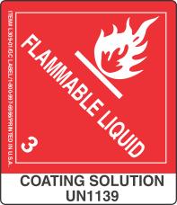 Coating Solution UN1139
