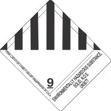 Environmentally Hazardous Substance, Solid, N.O.S. UN3077