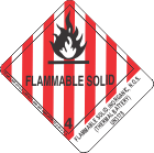 Flammable Solid, Inorganic, N.O.S. (Thermal Battery) UN3178