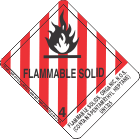 Flammable Solids, Organic, N.O.S. (Contains Pentamethyl Heptane) UN1325