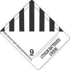 Lithium Batteries UN3090