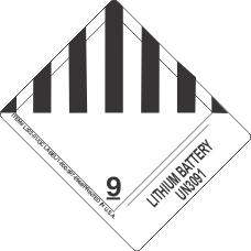 Lithium Battery UN3091