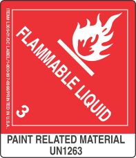 Paint Related Material UN1263