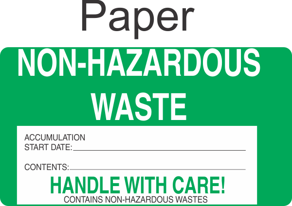 hazardous waste thesis Between 1990 and 2004, over twelve million dollars in fines have been levied  against university and colleges for hazardous waste and other environmental.
