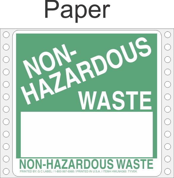 Hazardous waste thesis