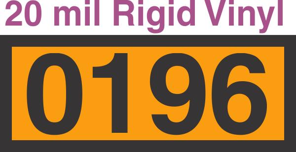 """VINYL NO SMOKING SIGN SOLD INDIVIDUALLY GC LABELS 15 3//4/""""X 6/""""."""