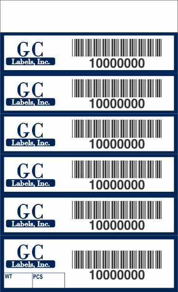 freight transport pro label book 4 5 inch 6 labels per page 2